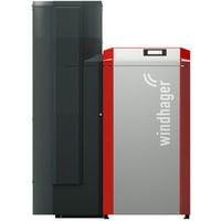 Windhager BioWIN 2 Touch Klassik Pelletkessel