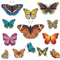 Window picture butterflies 13pcs WENKO