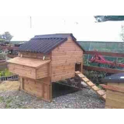 Windsor Major Poultry House