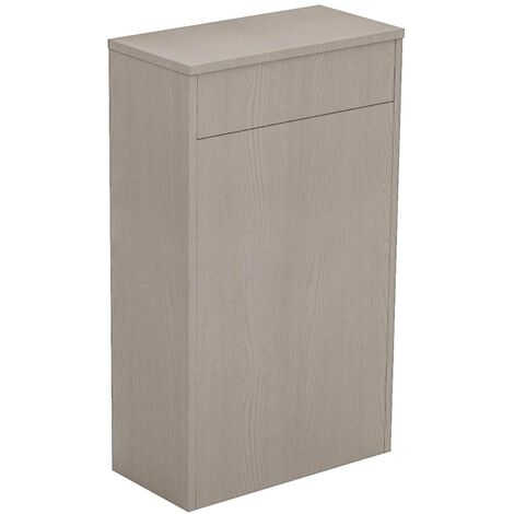 Windsor Traditional Stone Grey 500mm Toilet Unit