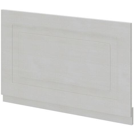 Windsor Traditional White 800 End Bath Panel & Plinth