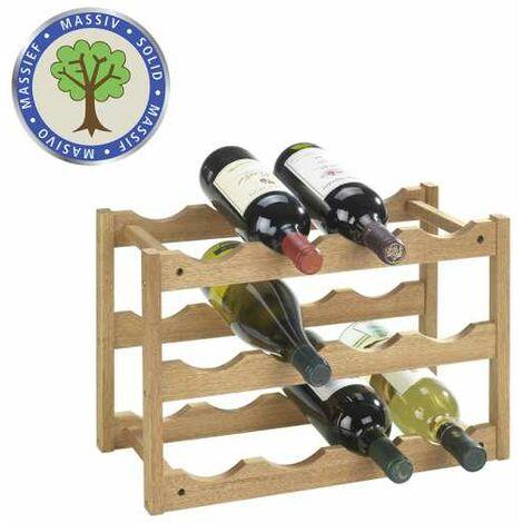 Wine Rack NORWAY WENKO