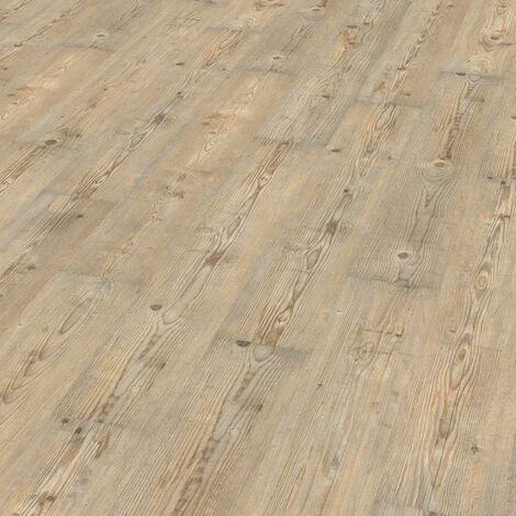 "Wineo 1000 Wood | à coller ""Ascona Pine Nature"" - 20 x 129,8 cm"