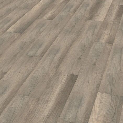 "Wineo 1000 Wood | à coller ""Calistoga Grey"" - 20 x 129,8 cm"