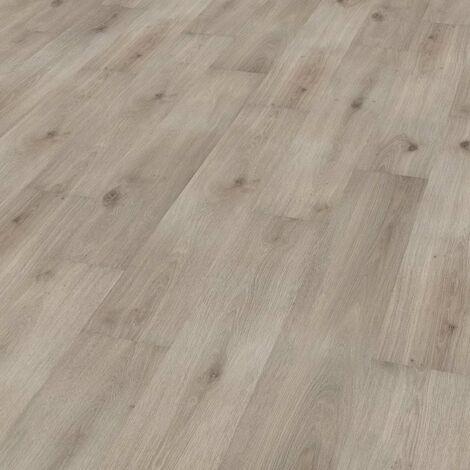 "Wineo 1000 Wood | à coller ""Island Oak Moon"" - 20 x 129,8 cm"