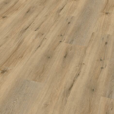 "Wineo 400 Wood | Lame PVC clipsable ""Adventure Oak Rustic"" - 121,2 x 18,7 cm"