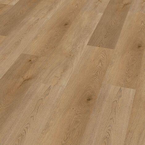 "Wineo 400 Wood | Lame PVC clipsable ""Energy Oak Warm"" - 121,2 x 18,7 cm"