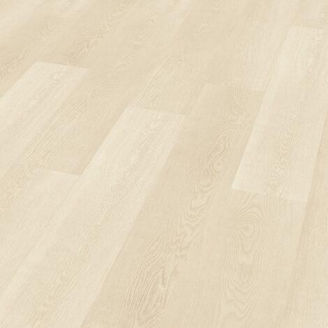 "Wineo 400 Wood | Lame PVC clipsable hybride ""Inspiration Oak Clear"" - 122,2 x 18,2 cm"