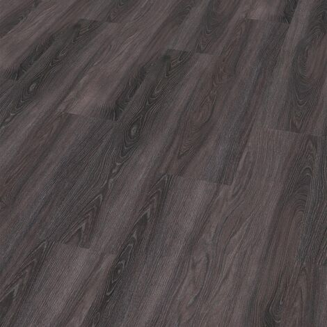 "Wineo 400 Wood | Lame PVC clipsable hybride ""Miracle Oak Dry"" - 122,2 x 18,2 cm"
