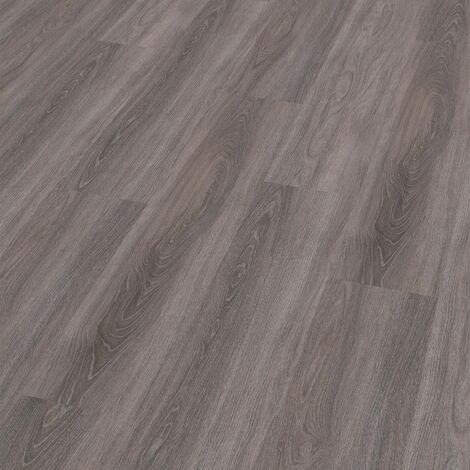 "Wineo 400 Wood | Lame PVC clipsable hybride ""Starlight Oak Soft"" - 122,2 x 18,2 cm"