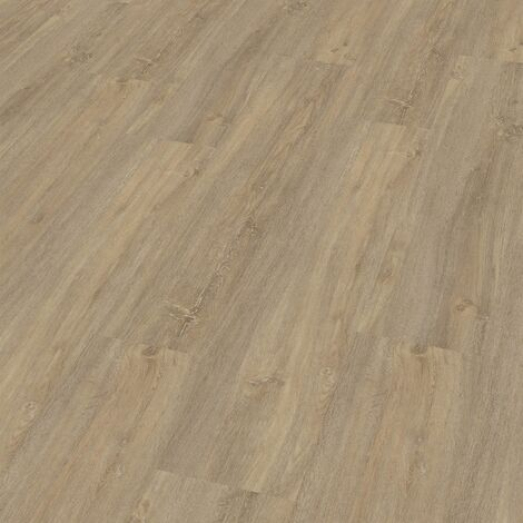 "Wineo 400 Wood | Lame PVC clipsable ""Paradise Oak Essential"" - 121,2 x 18,7 cm"