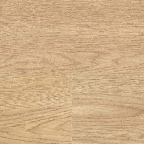 "Wineo 500 Large V4 ""LA171LV4 Flowered Oak Brown"" - Clair 1522 x 246 x 8 mm"