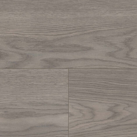 "Wineo 500 Large V4 ""LA173LV4 Flowered Oak Grey"" - Gris 1522 x 246 x 8 mm"