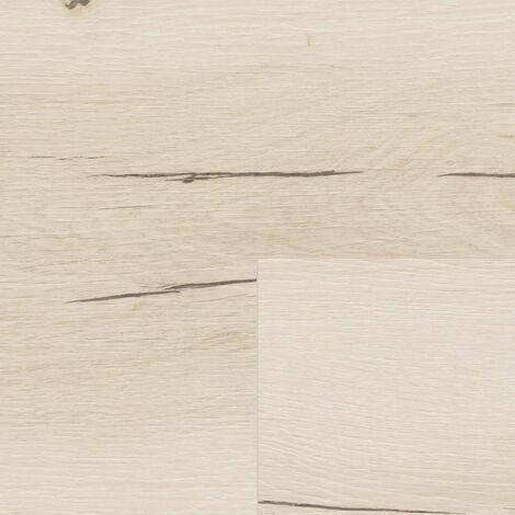 "Wineo 500 Large V4 ""LA174LV4 Strong Oak White"" - Clair 1522 x 246 x 8 mm"