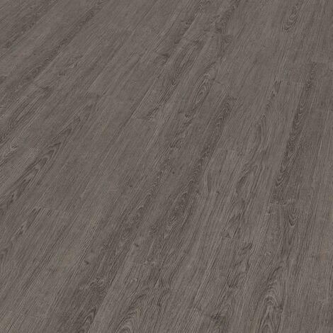 "Wineo 800 Craft | Dalle PVC à coller ""Infinity Dark Solid"" - 45,72 x 45,72 cm"