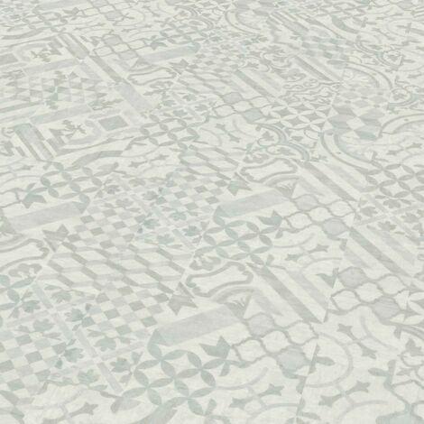 "Wineo 800 Craft | Dalle PVC à coller ""Mosaic Light"" - 45,72 x 45,72 cm"