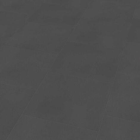 "Wineo 800 Tile L | Dalle PVC à coller ""Solid Dark"" - 45,72 x 45,72 cm"