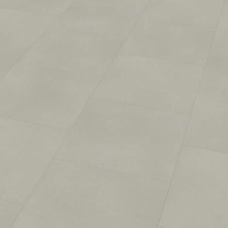 "Wineo 800 Tile L | Dalle PVC à coller ""Solid Light"" - 45,72 x 45,72 cm"