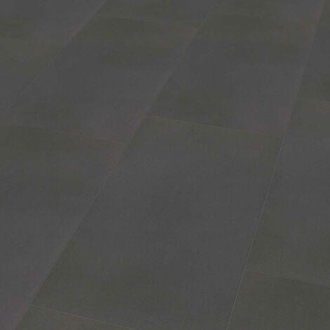 "Wineo 800 Tile XL | Dalle PVC à coller ""Solid Dark"" - 45,72 x 91,44 cm"