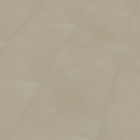 "Wineo 800 Tile XL | Dalle PVC à coller ""Solid Sand"" - 45,72 x 91,44 cm"