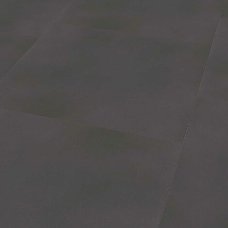 "Wineo 800 Tile XXL | Dalle PVC à coller ""Solid Dark"" - 91,44 x 91,44 cm"