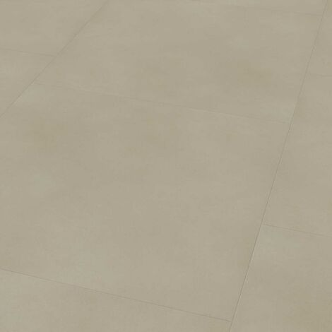 "Wineo 800 Tile XXL | Dalle PVC à coller ""Solid Sand"" - 91,44 x 91,44 cm"