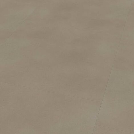 "Wineo 800 Tile XXL | Dalle PVC à coller ""Solid Umbra"" - 91,44 x 91,44 cm"