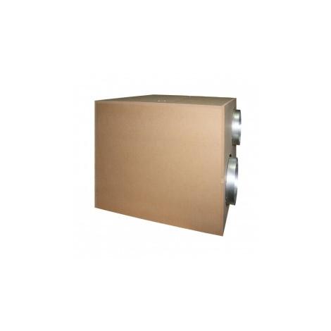 Winflex - Caisson extracteur 2000m³/h 2xØ250mm insonorisé Softbox