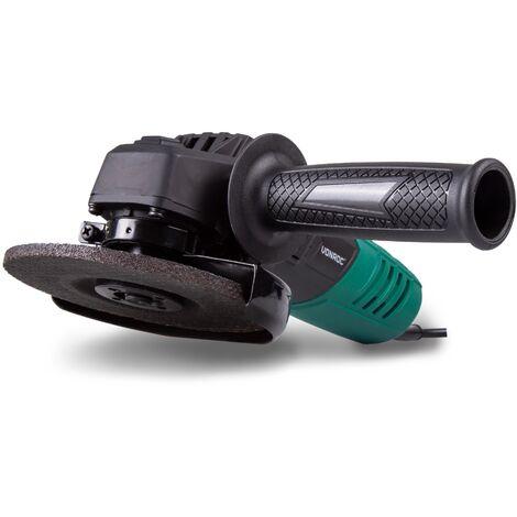 Winkelschleifer - 125mm - 650W - inkl. Zubehör und Aufbewahrungstasche