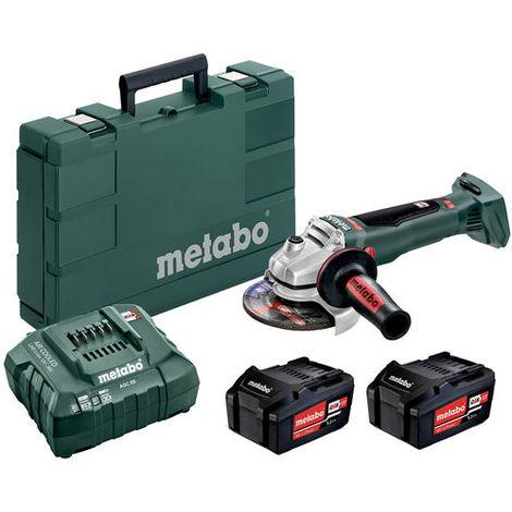 Winkelschleifer Metabo WB 18 LTX BL 125 Quick