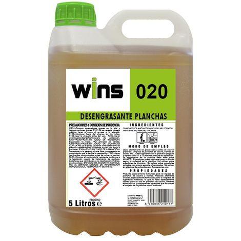 WINS 020 Desengrasante concentrado