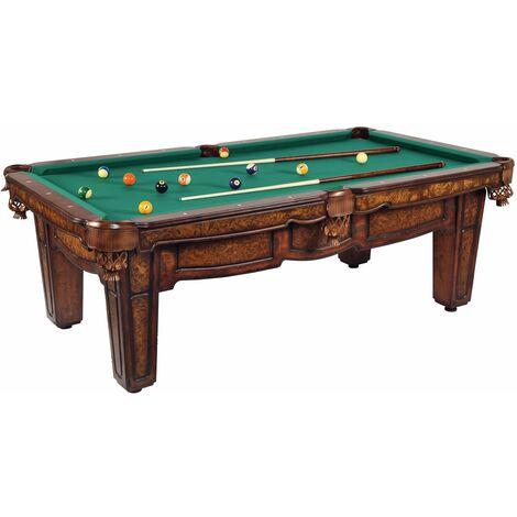 "Winsport Poolbillardtisch ""Wellington 8 ft."" 8 ft. / 254 x 142 cm"