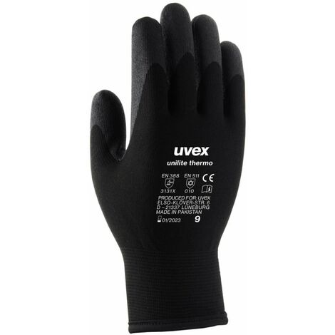 Winter Schutzhandschuh Unilite Thermo Gr. 9 | 10erPaar VPE: 10