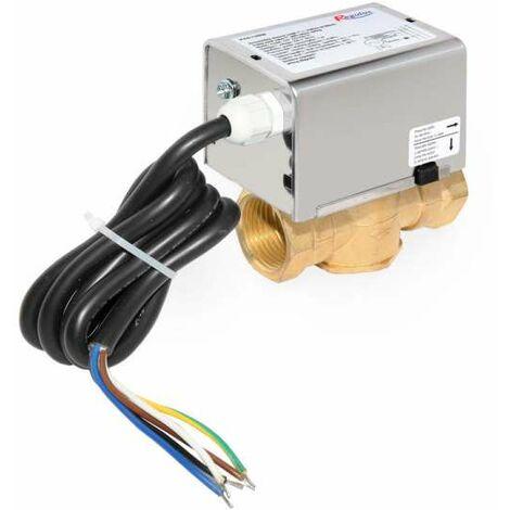 Wip 2-Wege-Zonenventil Umschaltventil für Heiz- und Solaranlagen DN 25 1'' IG 100812858