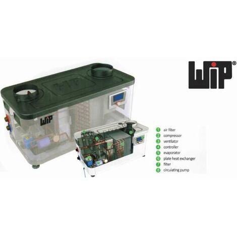 Wip Luftwärmepumpe Wärmepumpe HP ALFA 2,4 kW 230/50Hz zur Ladung eines Brauchwasserspeichers