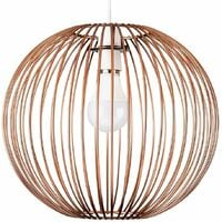 Wire Ball Non Electric Easy Fit Ceiling Light Shade Pendant Lampshade