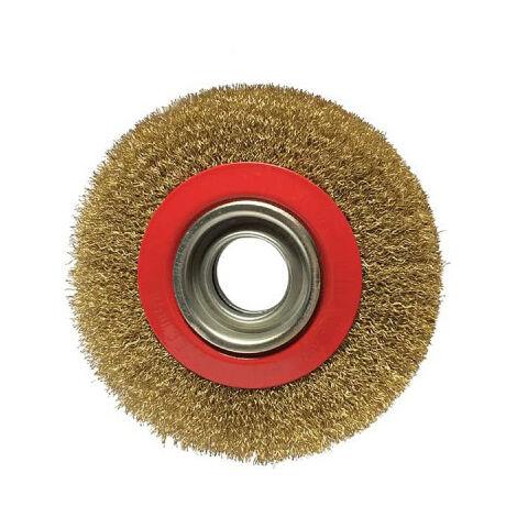 Wire brush KS TOOLS - 200 x 20 x 20 x 32mm - 500.8464