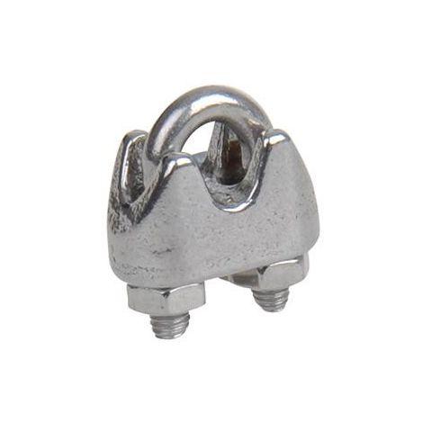 Wire clip 2-3mm, A4 RVS AISI 316