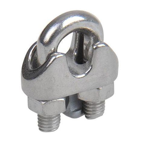 Wire clip 4-5mm, A4 RVS AISI 316