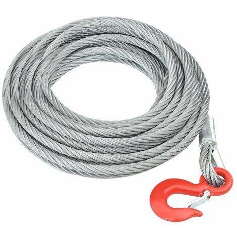 Wire Rope Cable 3200 kg 20 m