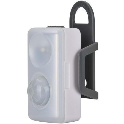 Wireless Battery Pir Led Motion Sensor Cabinet Night Light White Lamp 3Mode United Kingdom