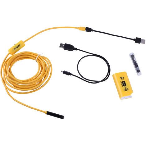 Wireless Endoscope, 8 Led, 10M