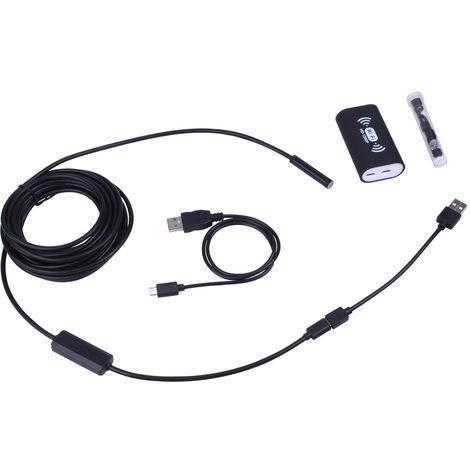 Wireless Endoscope, 8 Led, 3.5M