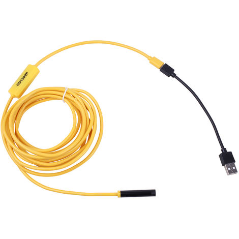 Wireless Endoscope, 8 Led, 5M