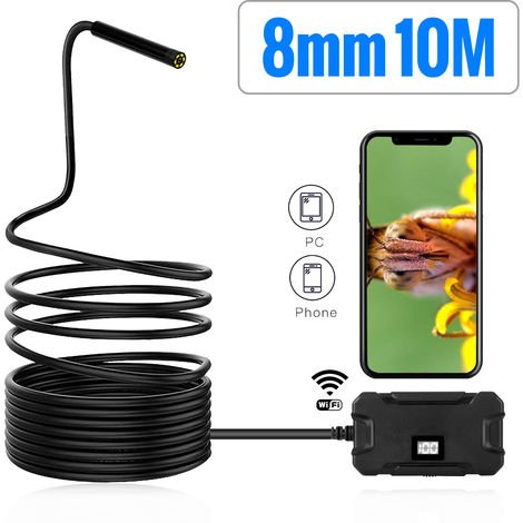Wireless Endoscope Camera HD1080P 10 Meters Y13