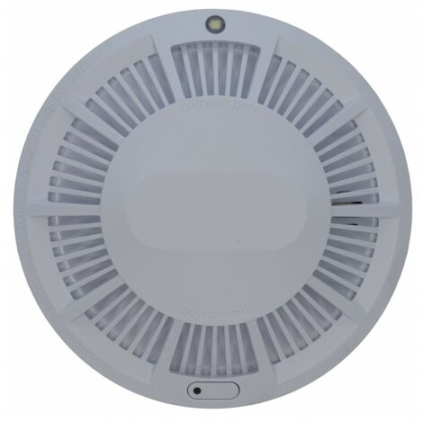 Wireless HY Smoke & Heat Detector [005-6050]