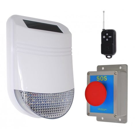 Wireless HY Yard SOS & Panic Alarm [005-6160]