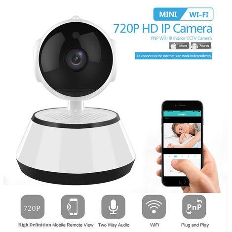 "main image of ""Wireless Monitor,1280*720 Remote Wifi Hd Network Wireless Camera"""