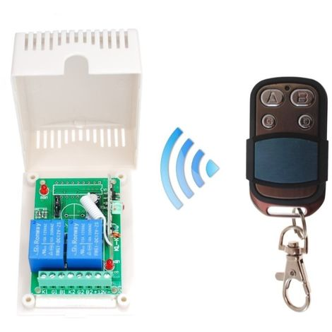 Wireless Relay KPW2 Kit with Remote Control [010-1280]