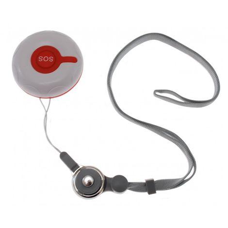 Wireless SOS Desk or Lanyard Push Button [009-3010]